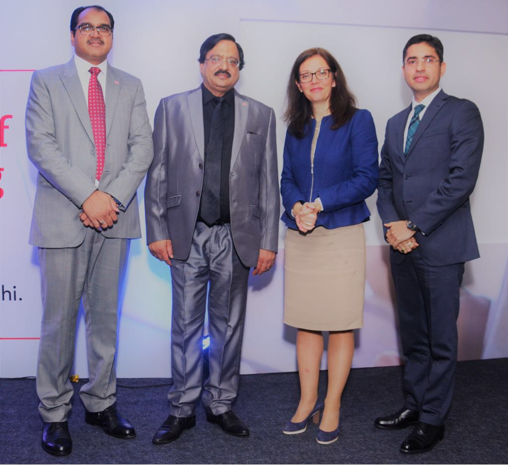 VG sir with Directors of ACCA London